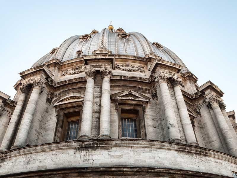 tour basilica di san pietro e cupola