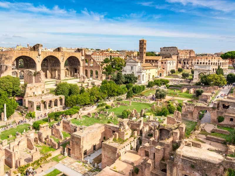 tour roma antica