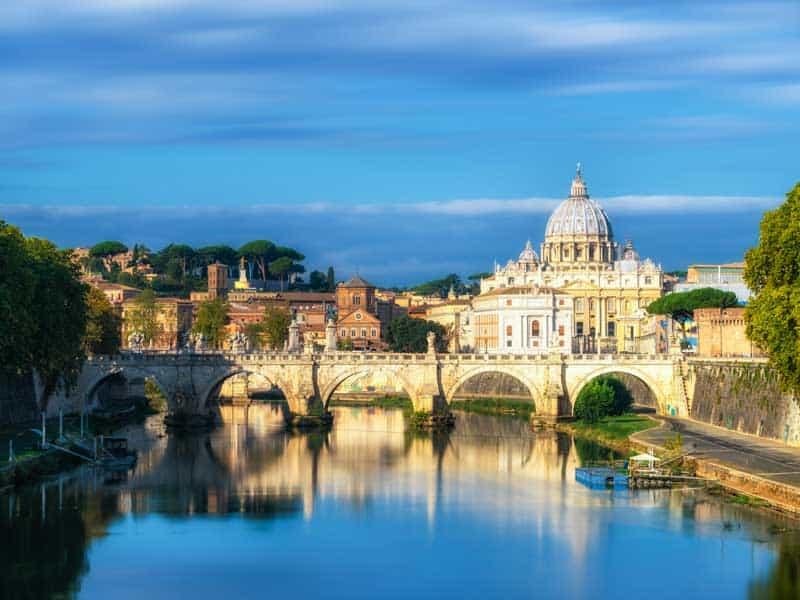 San Pietro e Musei Vaticani